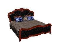 European bed