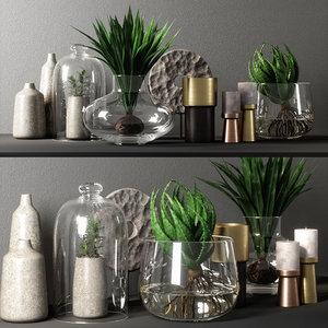 decorative set 03 3D