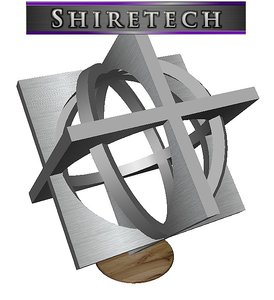 art cube 12 3D model