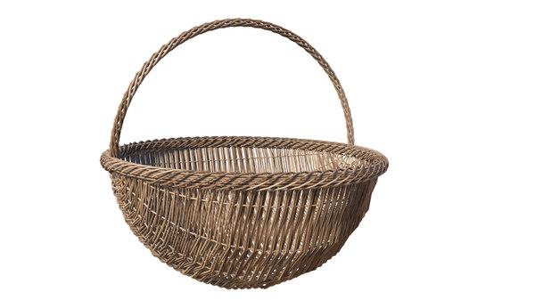 basket blender cycles 3D