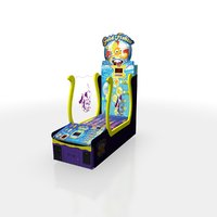 3D model gold fishin arcade