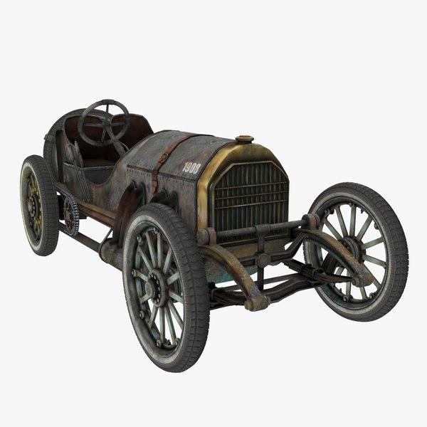 mercedes gp 1908 model