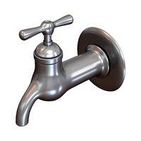 classic faucet 3D model