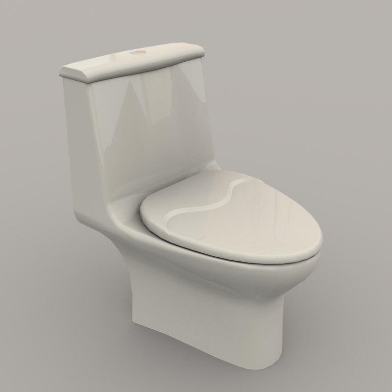western toilet model