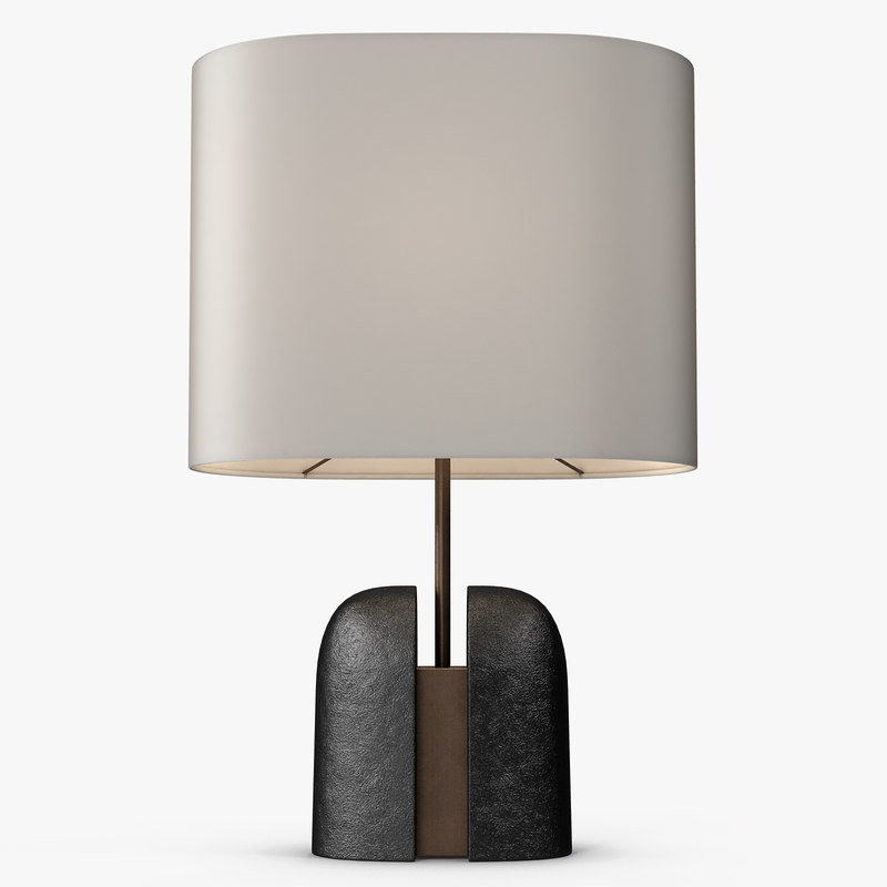 caste - madoc table lamp 3D