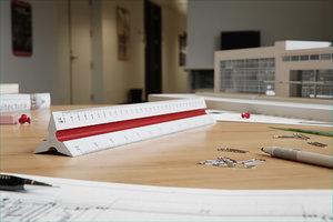 3D scale ruler