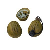 Miner's helmet Lowpoly