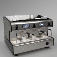 Franke coffee machine T200 2 group