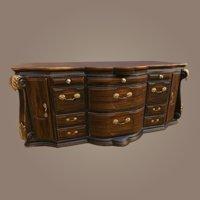 Ornate Victorian Cabinet