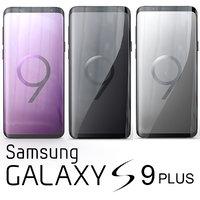 samsung galaxy s9 colour 3D model