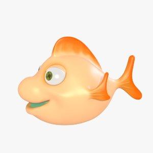 fish rig 3D model