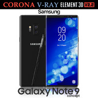 3D samsung galaxy note 9