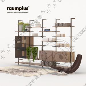 raumplus uno 3D model