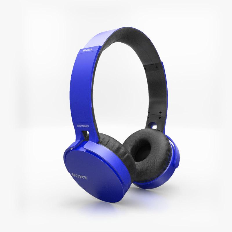 sony headphones xb model