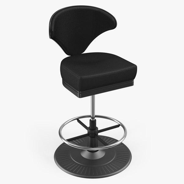 casino chair 3D