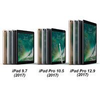 iPad and iPad Pro 2017 Collection with Pencil