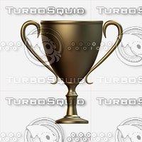 3D cup enjoy model