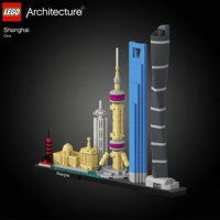 shanghai 21039 lego 3D
