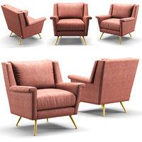 chair kare 3D model