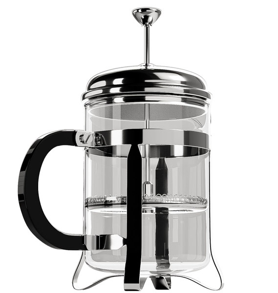 3D french press