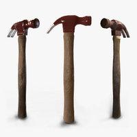 3D hammer tool games