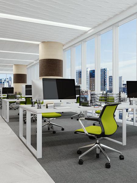 office california 3D model