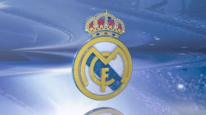 shield real madrid 3D model