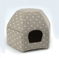 Pet house pet bed pet home cat dog house pet cushion cage