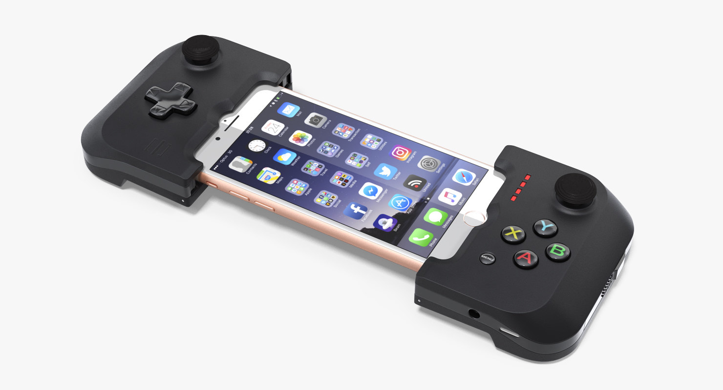3D gamevice controller iphone 8