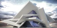 Modern Building 83