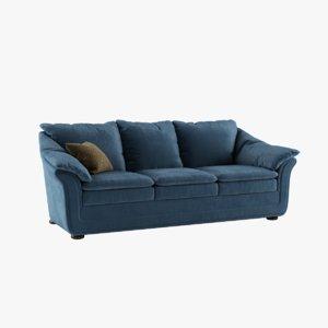 3D muscat sofa