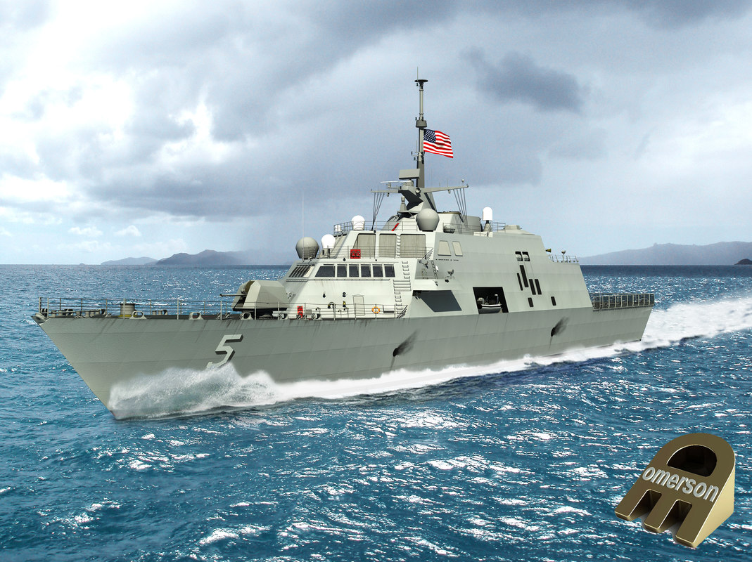 uss freedom milwaukee 3D
