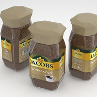 3D coffe jacobs cronat