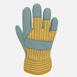 3D ready gloves