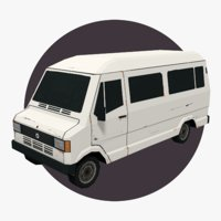 Van Car 04