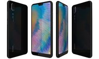 3D huawei p20 black model
