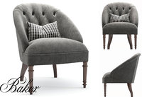 BAKER COLLETTE CHAIR luxury furniture