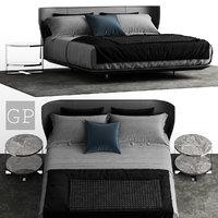 3D b italia alys bed