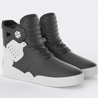 3D model supra skytop 4 shoes