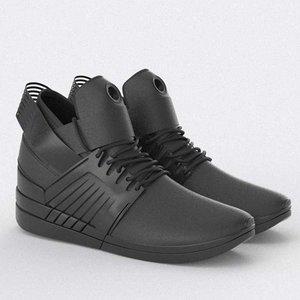 3D supra skytop 5 shoes