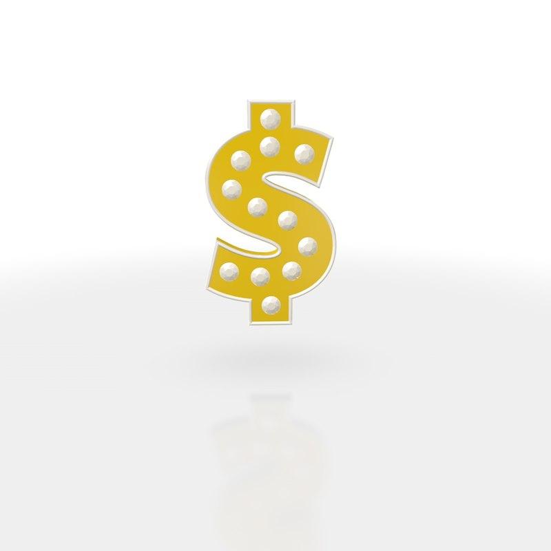dollar sign model