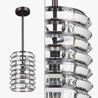 3D chandelier 746018 amerigo lightstar model