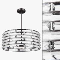 3D chandelier 746048 amerigo lightstar