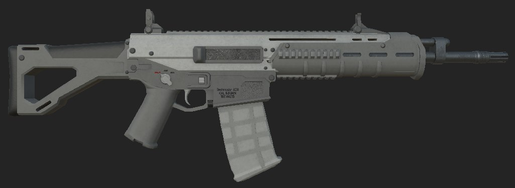 acr bushmaster 3D