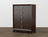 3D caudex drawer chest
