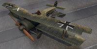 Fokker D.V (D-5)