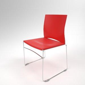 3D model interior rim web 950