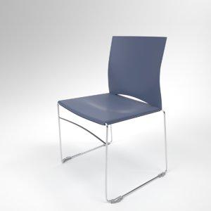 3D interior rim web 950 model