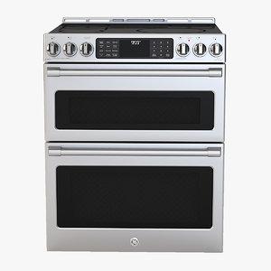 3D oven ge model