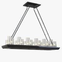 fixture chandelier 3D